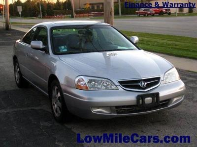 Used 2001 Acura CL 3.2