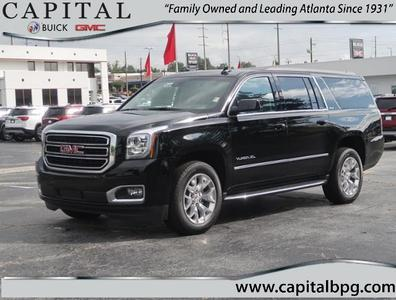 New 2017 GMC Yukon XL SLE