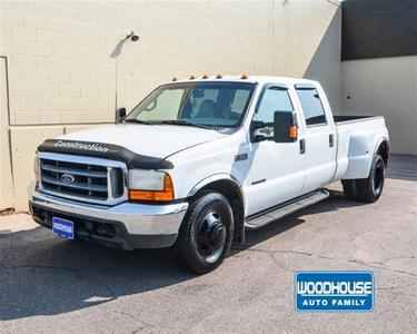 Used 2000 Ford F-350 Lariat Super Duty