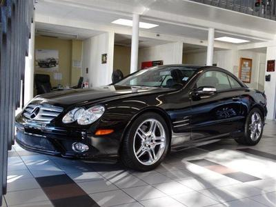 Used 2008 Mercedes-Benz SL550 Roadster