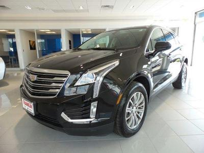 Used 2017 Cadillac XT5 Luxury