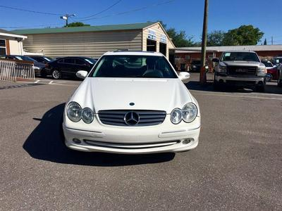 Used 2003 Mercedes-Benz CLK320