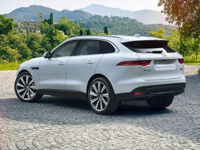 New 2018 Jaguar F-PACE 20d Premium