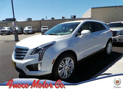 New 2017 Cadillac XT5 Premium Luxury AWD