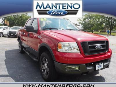 Used 2005 Ford F-150 FX4