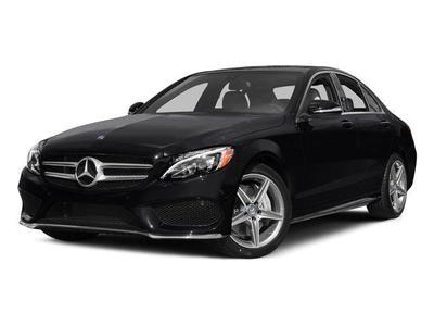 Certified 2015 Mercedes-Benz C300