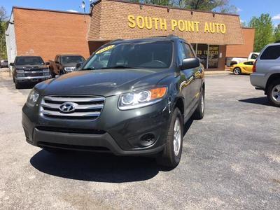 Used 2012 Hyundai Santa Fe GLS