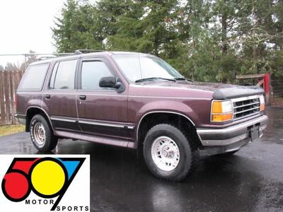 Used 1994 Ford Explorer XLT