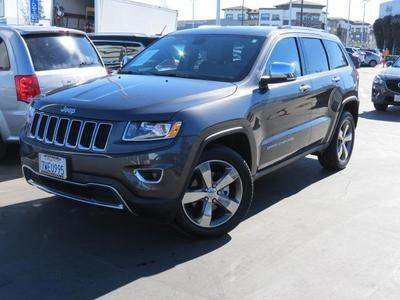 New 2016 Jeep Grand Cherokee Limited