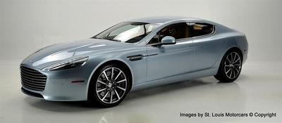 New 2017 Aston Martin Rapide S Base