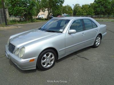 Used 2002 Mercedes-Benz E320