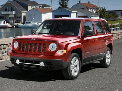 Used 2011 Jeep Patriot Latitude X