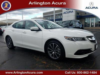 2016 Acura TLX V6