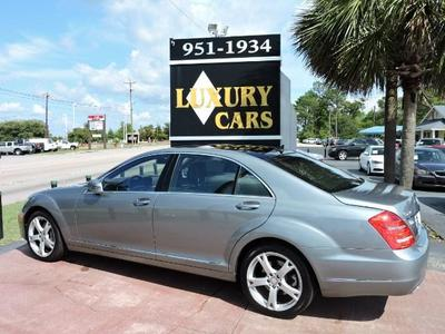 Used 2013 Mercedes-Benz S550 4MATIC