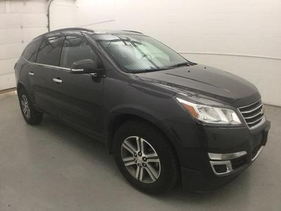 Used 2017 Chevrolet Traverse 1LT