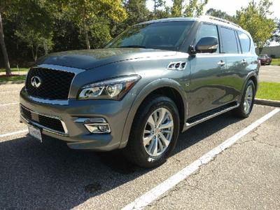 New 2017 INFINITI QX80 Base