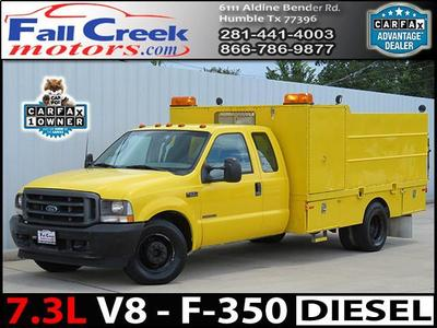 Used 2003 Ford F-350 Lariat Super Duty