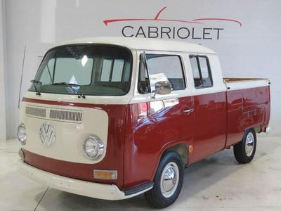 Used 1969 Volkswagen Microbus Double Cab Pickup