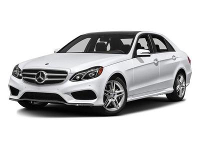 Certified 2016 Mercedes-Benz E350W