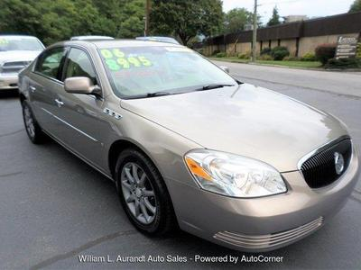 Used 2006 Buick Lucerne CXL