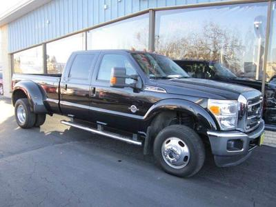Used 2013 Ford F-350 Lariat Super Duty