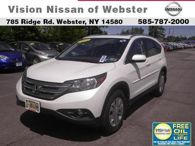 Used 2013 Honda CR-V EX-L