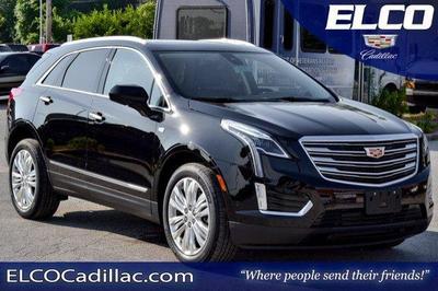 New 2017 Cadillac XT5 Premium Luxury AWD