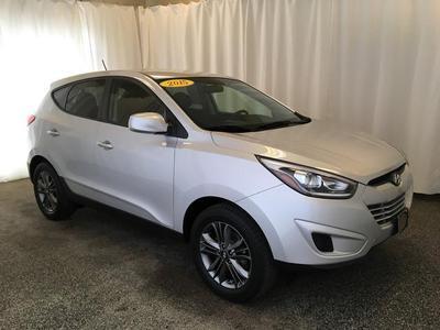 Used 2015 Hyundai Tucson GLS
