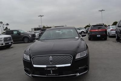 New 2017 Lincoln Continental Livery