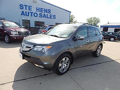 Used 2007 Acura MDX Technology