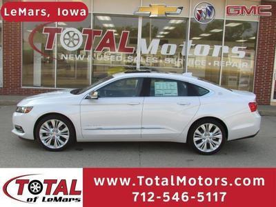 New 2018 Chevrolet Impala 2LZ