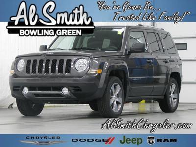 New 2017 Jeep Patriot Latitude
