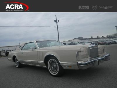 Used 1978 Lincoln Continental Mark V