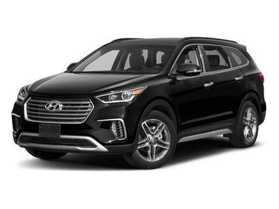 Certified 2017 Hyundai Santa Fe