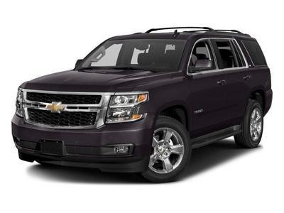 New 2017 Chevrolet Tahoe LS