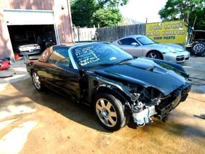 Used 2002 Ford Thunderbird Deluxe