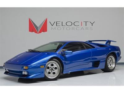 Used 1996 Lamborghini Diablo