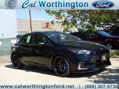 New 2017 Ford Focus RS Base