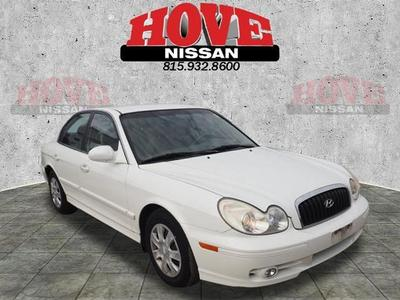 Used 2005 Hyundai Sonata GL