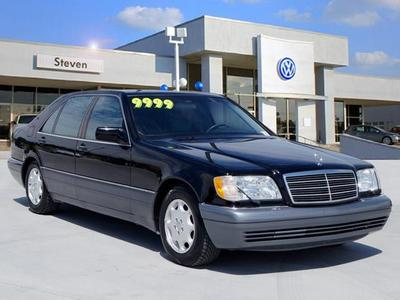 Used 1995 Mercedes-Benz  S500