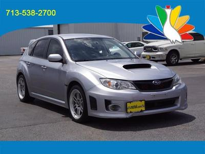 Used 2014 Subaru Impreza WRX Base