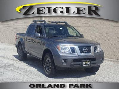 New 2017 Nissan Frontier Pro-4X
