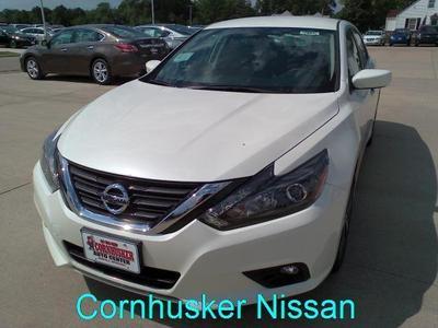 New 2016 Nissan Altima 3.5 SR