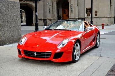 Used 2011 Ferrari 599 GTB Fiorano F1A