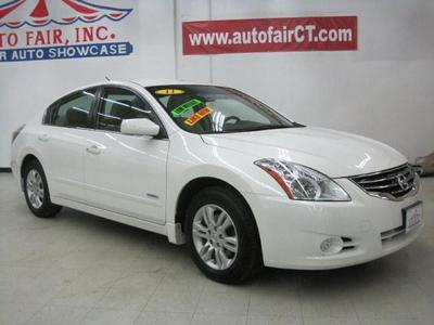 Used 2011 Nissan Altima Hybrid Base