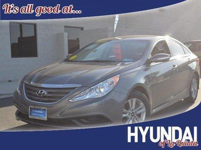 Used 2014 Hyundai Sonata GLS