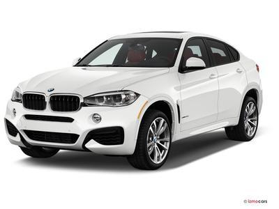 New 2017 BMW X6 xDrive50i