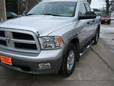 Used 2011 Dodge Ram 1500 OUTDOORSMAN 6.3 FT.