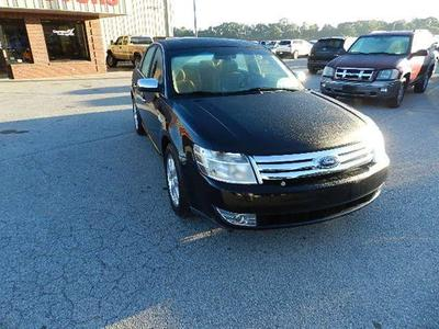 Used 2008 Ford Taurus Limited