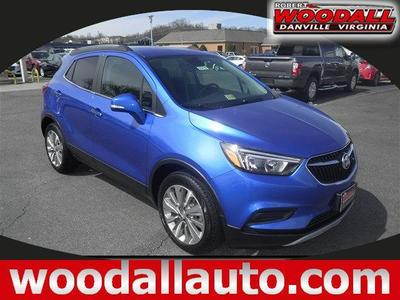 New 2017 Buick Encore Preferred